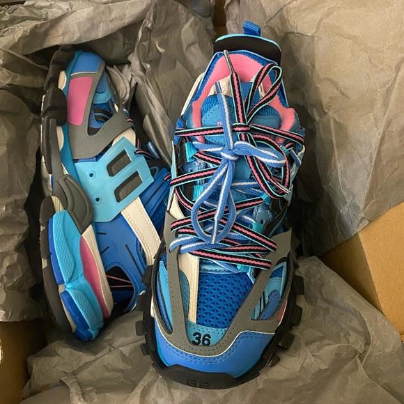 Balenciaga Shoes | Track Sneakers Size
